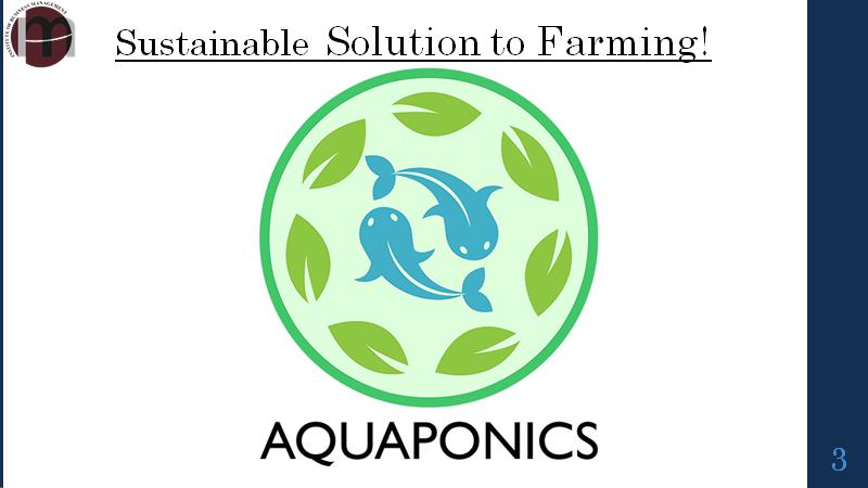 Aquaponics Feasibility