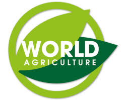 World Agriculture Logo